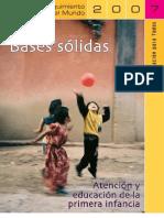 Informe de Seguimiento de la EPT (Educación para Todos) en el Mundo