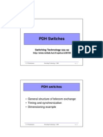 PDH Switches