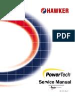 Manual de servicio power tech