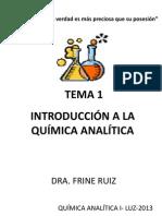 Química Analitica