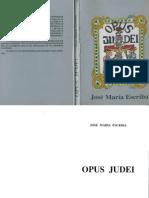 José María Escriba - Opus Judei