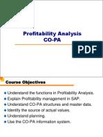 SAP Profitability Analysis PPT
