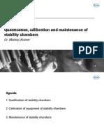 Stability Maintainance