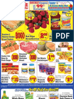 Friedman's Freshmarkets - Weekly Specials - January 17 - 23, 2013