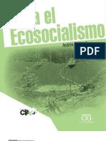 ECOSOCIALISMO VENEZOLANO LA PROPUESTA