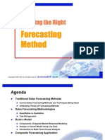 APO DP Forecasting