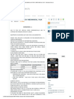 Dom Manual _ B-tech _ Mechanical _ Kuk ~ Mechanical Guru's