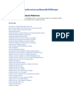 Active Directory Operations Guide- ALL PROCEDURES