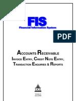 oracle accounts receivable