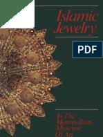 Islamic Jewelry in Metropolitan Museum