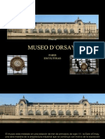Museo D'Orsay Paris