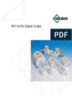 Nh Knife Blade Fuse