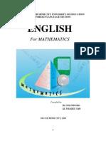 3573726 ENGLISH for Mathematics
