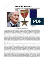 2013 ILARI. American Legacy. Raimondo Luraghi, or civil history from a military perspective