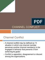 channel conflict management