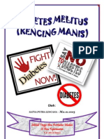 FLIPCHART DIABETES MELITUS
