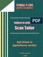 Tutorial - Initiere in Utilizarea Scan Tailor