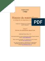 Histoire Materialisme t2