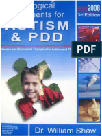 Dr William Shaw Biological Treatments for Autism PDD