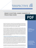 Israel's Election