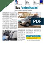 """DACIA LODGY 1.5 dCi 110 NO """"JORNAL DA REGIÃO"""""""