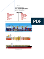 Ship Design and construction