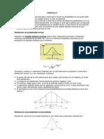 Distribucion probabilistica