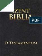 Biblia - Ó Testamentum