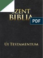 Biblia - Új Testamentum