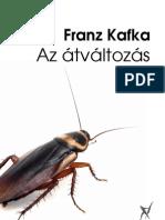 Franz Kafka - Átváltozás
