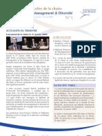001-Avril 2009-Lettre Management Et Diversite