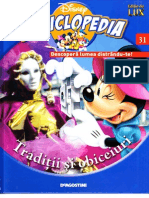 Enciclopedia Disney Traditii.si.Obiceiuri