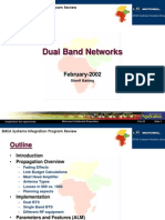 Dual Band Networks