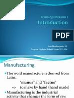 Teknologi Mekanik 1