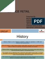 Reliace Retail