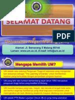 Info Seputar Prodi Universitas Negeri Malang 2014