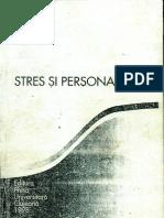 stres si personalitate