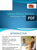 Indian Postal Services