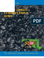 Hot mix asphalt design
