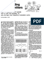 FM Transmitters Article