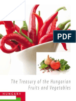 The Treasury of the Hungarian Fruits and Vegetables