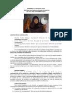 INFORME DELEGACION CANARIAS EN EL AAIÚN