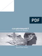 Case Study - Club Med
