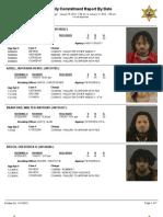 Peoria County inmates 01/17/13