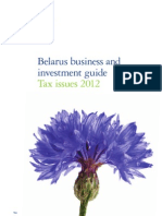 Belarus Business and Investment Guide 2012