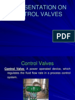 Controll Valve Presentaton
