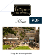 Pettigrew Tea Rooms - Spring 2013