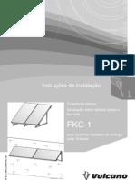 Painel Telhado Plano e Fachada Fkc