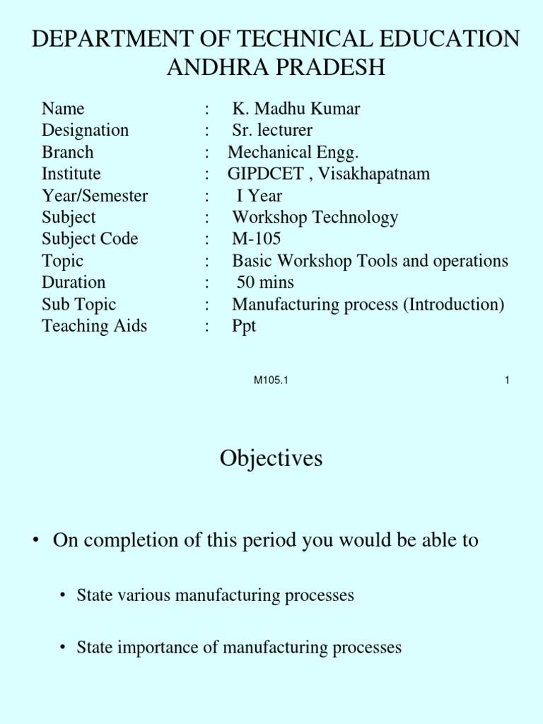 M105 1e | Forging | Metalworking