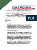 Apostila 13 - pneumatologia